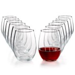 Bar Glasses/Stemless Wine Glasses